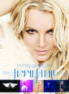 Britney Spears: I Am the Femme Fatale - DVD cover (xs thumbnail)