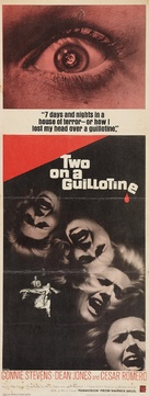 Two on a Guillotine - Movie Poster (xs thumbnail)