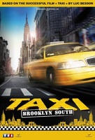 """Taxi Brooklyn"" - French Movie Poster (xs thumbnail)"