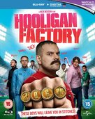 The Hooligan Factory - British Blu-Ray movie cover (xs thumbnail)