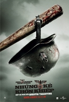 Inglourious Basterds - Vietnamese Movie Poster (xs thumbnail)