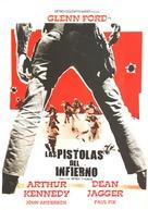 Day of the Evil Gun - Spanish Movie Poster (xs thumbnail)