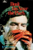 Don't Go Near the Park - VHS cover (xs thumbnail)