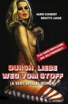 Une femme spéciale - German DVD cover (xs thumbnail)