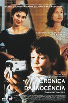 Comédie de l'innocence - Brazilian Movie Poster (xs thumbnail)