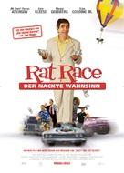 Rat Race - German Movie Poster (xs thumbnail)