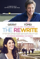 The Rewrite - British Movie Poster (xs thumbnail)
