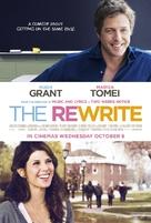 The Rewrite - British Movie Poster (xs thumbnail)