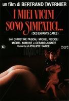 Des enfants gâtès - Italian Movie Cover (xs thumbnail)