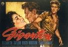 Giant - German Movie Poster (xs thumbnail)