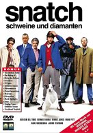 Snatch - German Movie Cover (xs thumbnail)