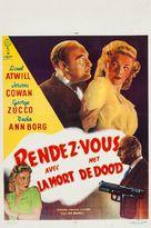 Fog Island - Belgian Movie Poster (xs thumbnail)