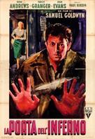 Edge of Doom - Italian Movie Poster (xs thumbnail)