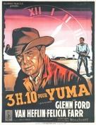 3:10 to Yuma - French Movie Poster (xs thumbnail)