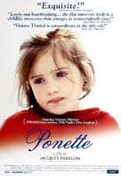 Ponette - Movie Poster (xs thumbnail)