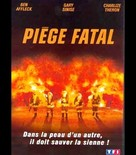 Reindeer Games - French DVD cover (xs thumbnail)