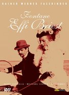 Effi Briest - German DVD cover (xs thumbnail)