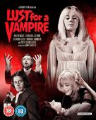 Lust for a Vampire - British Blu-Ray movie cover (xs thumbnail)