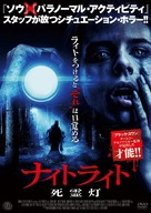 Nightlight - Japanese Movie Cover (xs thumbnail)