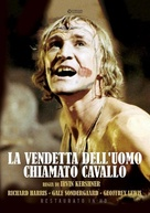 The Return of a Man Called Horse - Italian DVD movie cover (xs thumbnail)
