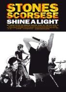 Shine a Light - German Movie Poster (xs thumbnail)