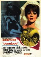 Penelope - Spanish Movie Poster (xs thumbnail)