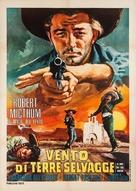 Blood on the Moon - Italian Movie Poster (xs thumbnail)