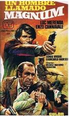 Napoli si ribella - Spanish VHS movie cover (xs thumbnail)