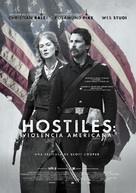 Hostiles - Mexican Movie Poster (xs thumbnail)