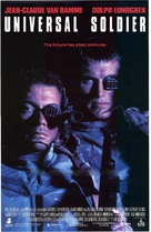 Universal Soldier - VHS cover (xs thumbnail)