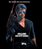 Cobra - German Blu-Ray movie cover (xs thumbnail)