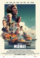 Midway - Romanian Movie Poster (xs thumbnail)