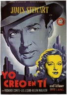 Call Northside 777 - Spanish Movie Poster (xs thumbnail)