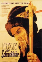Ivan Groznyy I - German Movie Poster (xs thumbnail)