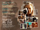 Stories We Tell - British Movie Poster (xs thumbnail)