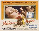 The Magnificent Matador - Movie Poster (xs thumbnail)