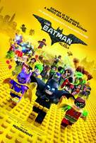 The Lego Batman Movie - Argentinian Movie Poster (xs thumbnail)