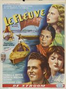 The River - Belgian Movie Poster (xs thumbnail)