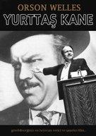 Citizen Kane - Turkish Movie Cover (xs thumbnail)