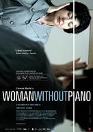 La mujer sin piano - Movie Poster (xs thumbnail)