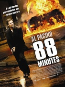 88 Minutes - French Movie Poster (xs thumbnail)