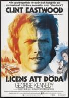 The Eiger Sanction - Swedish Movie Poster (xs thumbnail)