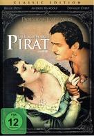 The Black Pirate - German DVD cover (xs thumbnail)