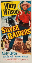 Silver Raiders - Movie Poster (xs thumbnail)