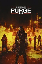 The Forever Purge - Video on demand movie cover (xs thumbnail)