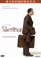 The Terminal - Brazilian Movie Cover (xs thumbnail)