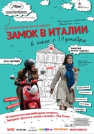 Un château en Italie - Russian Movie Poster (xs thumbnail)