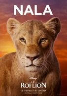 The Lion King - French Movie Poster (xs thumbnail)