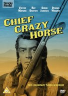 Chief Crazy Horse - British DVD cover (xs thumbnail)