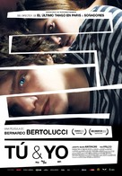 Io e te - Spanish Movie Poster (xs thumbnail)